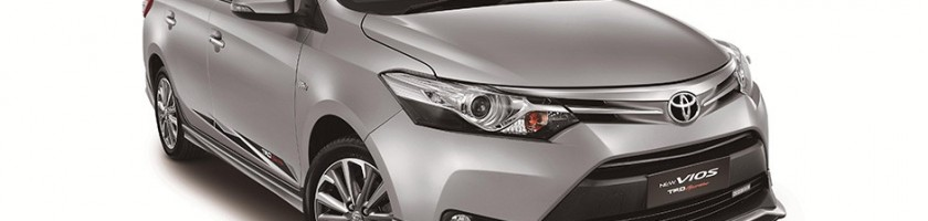 Toyota New Vios Kini Tampil Makin Stylish